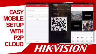 Hikvision How To Quickly Add An IP Camera To A DVR / NVR - HDSecure