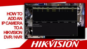 Hikvision Mobile Setup P2P Cloud IVMS-4500 - HDSecure - CCTV Supplier