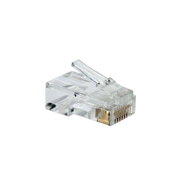 RJ45 Cat5e UTP Plugs for Cat5e Cable