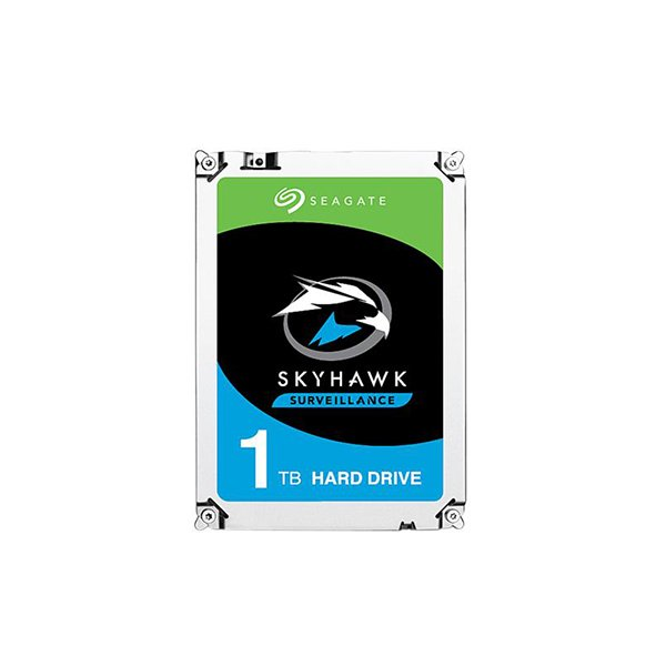 Seagate Skyhawk 1TB (HDD) 3.5″ Surveillance Hard Drives