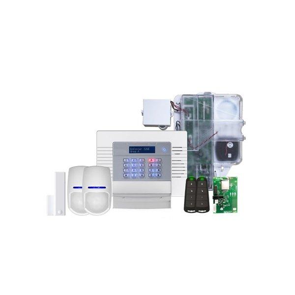 Hikvision PYRONIX ENFKIT1-UK Enforcer V10 Wireless Alarm Kit