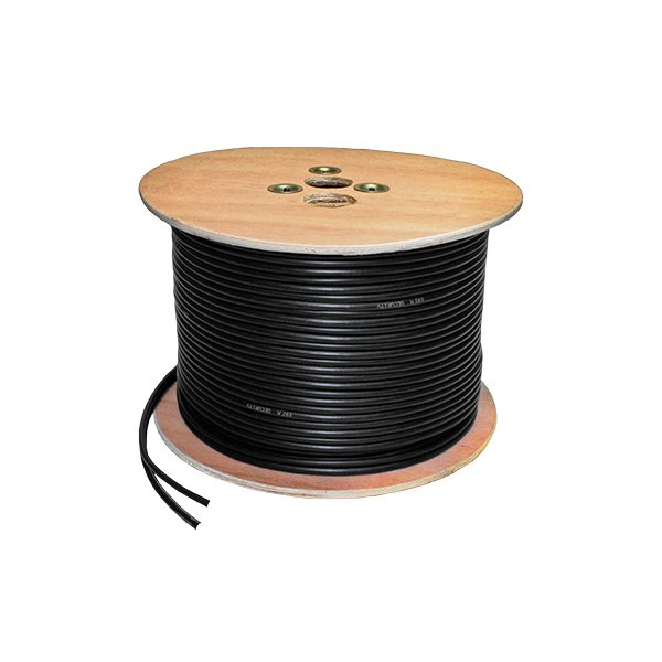 RG59+2 External Outdoor 250m Reel Solid Copper Shotgun