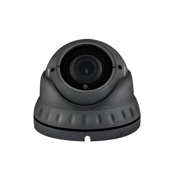 Unbranded HDS-532-G2 2MP Hybrid White Varifocal Dome 2.8-12mm