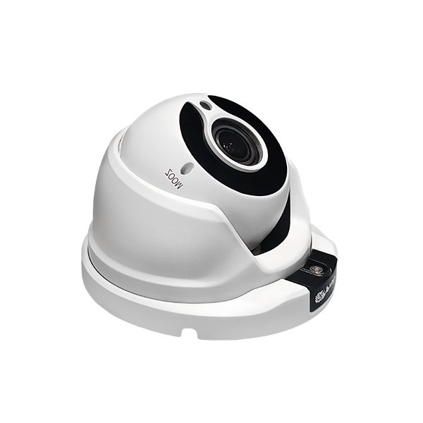 ProLux PX-630-F2W 2MP Hybrid White Varifocal Dome 2.8-12mm