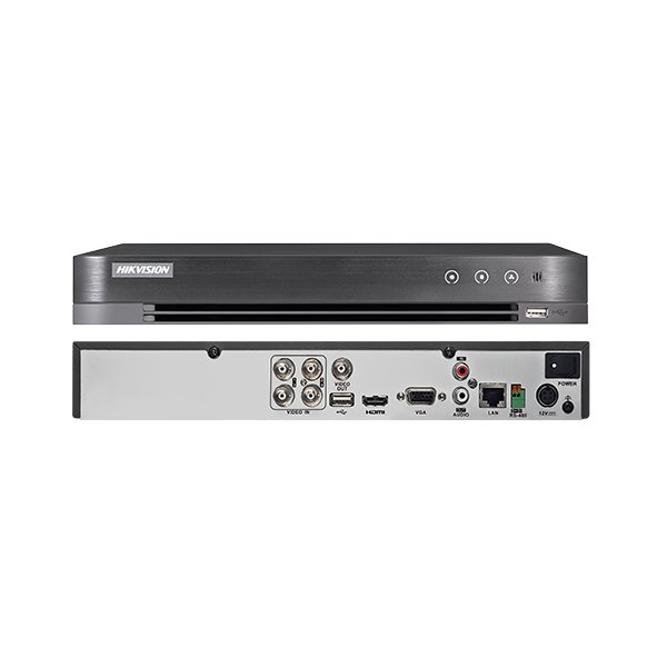 Hikvision DS-7204HUHI-K1 5MP 4 Channel DVR