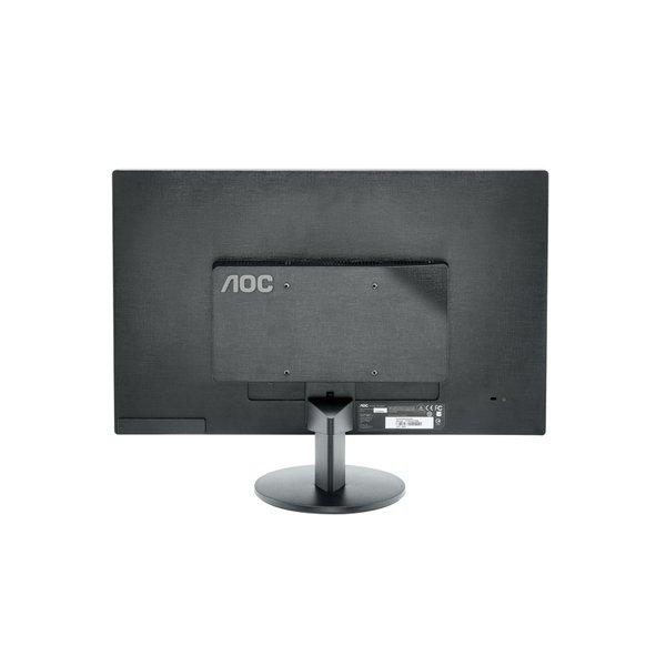 """AOC E2470SWH 24"""" inch LED Monitor Input DVI, HDMI, VGA"""