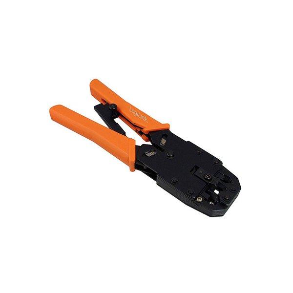 RJ45 Ratchet Crimping Tool Inc UTP/STP Cable Stripper