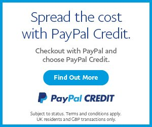 PayPal Credit - Spread The Cost