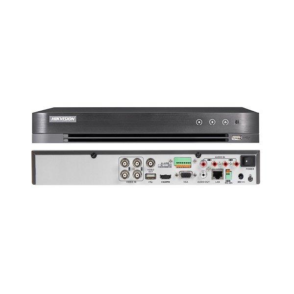 Hikvision DS-7204HUHI-K1/P 5MP 4 Channel POC DVR