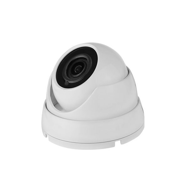 Aveesa AV-722DXF-W5 5MP Hybrid White Fixed Dome 3.6mm