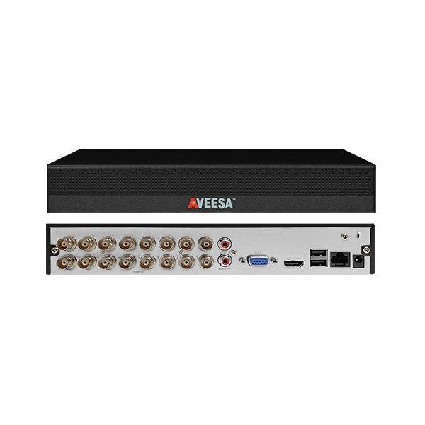 Aveesa XVR-216AV 2MP Hybrid 16 Channel DVR