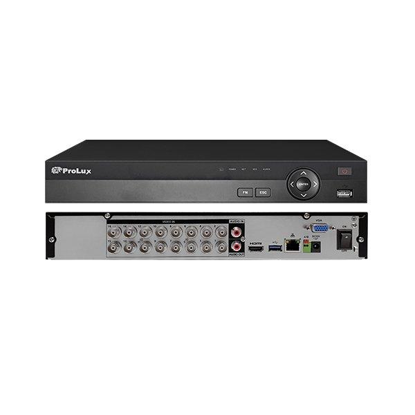 ProLux PXD-5116HS-4K-X1 8MP 4K Penta-brid 16 Channel DVR